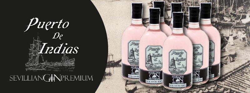 Ginebra puerto de indias el gin tonic del momento - Ginebra puerto de indias precio ...