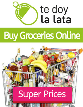 Te doy la lata. Buy Groceries Online. Super Prices
