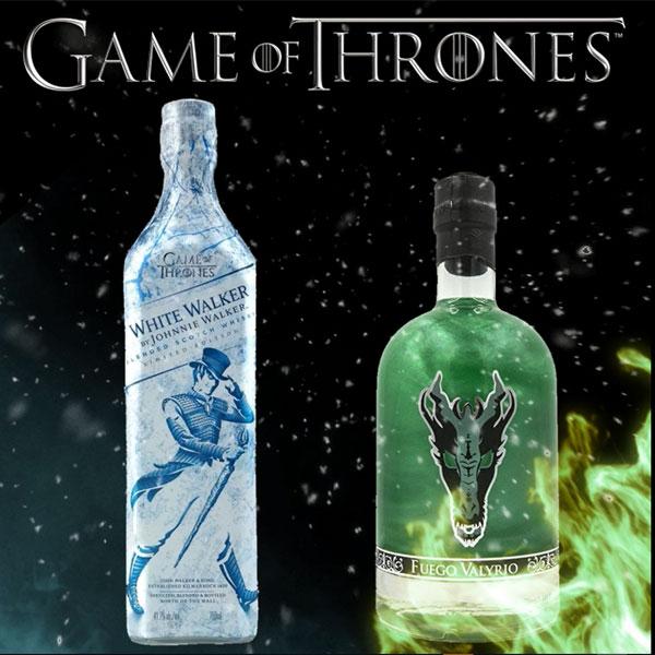 Las Bebidas De Juego De Tronos